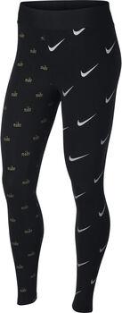 Nike Sportswear lggng Metaillc mujer Negro