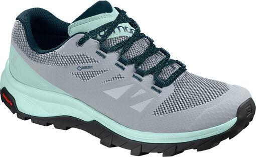 Salomon - Zapatillas OUTline GTX - Mujer - Zapatillas trekking y senderismo - 37 1/3