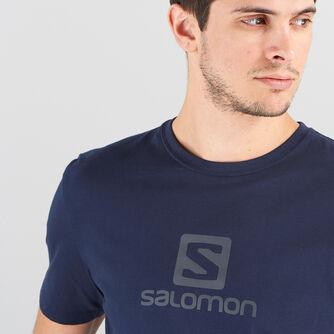Camiseta COTON LOGO SS TEE M-Night Sky-