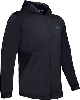 Under Armour Sudadera Vanish Woven Jacket hombre Negro