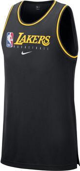 Nike Camiseta LA Lakers DRY NBA hombre