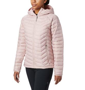 Columbia Chaqueta Powder Lite Hooded Jacket mujer