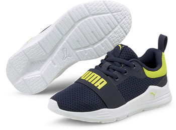 Puma Zapatillas running Wired Run niño