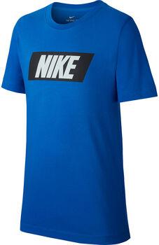 Nike Camiseta m/c B NSW TEE CORE+ HBR niño