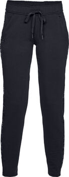 Under Armour Pantalón Featherweight Fleece mujer