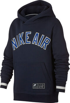Camiseta de lana de manga larga Nike Air niño