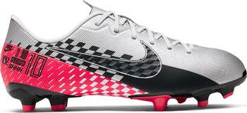 Nike BotaVAPOR 13 ACADEMY NJR FG/MG niño Negro