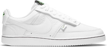 Nike Zapatilla Court Vision Low mujer Blanco