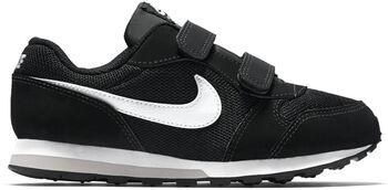 Nike Zapatilla MD RUNNER 2 (PSV) Negro
