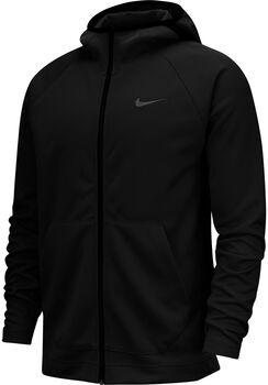Nike SudaderaNK SPOTLIGHT HOODIE FZ hombre Negro