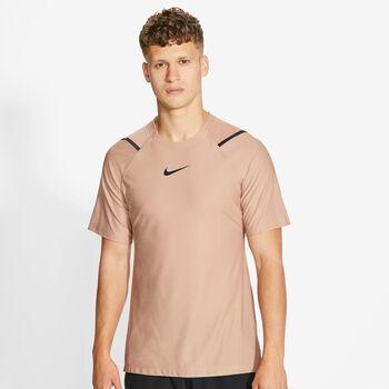 Nike  Pro hombre Marrón