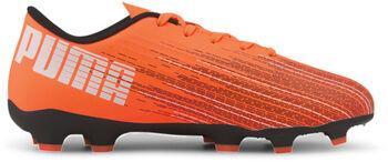 Puma Botas de fútbol Ultra 4.1 FG/AG Naranja