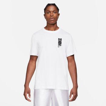 Camiseta de manga corta Nike Dri-FIT Extra Bold Blanco