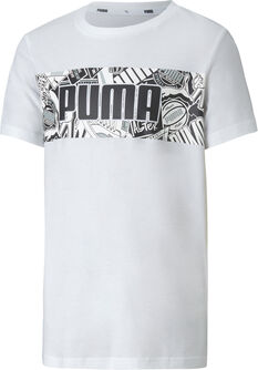 Camiseta Manga Corta Alpha Graphic B