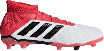 adidas Botas fútbol Predator 18.1 FG Niños Negro