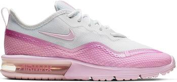 Nike Zapatillas para correr  Airmax Sequent 4.5SE mujer Blanco