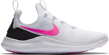 Nike Free Tr 8  mujer Blanco