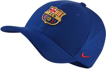 Gorra FC Barcelona Nike Nk Arobill Clc99 Unisex hombre Azul