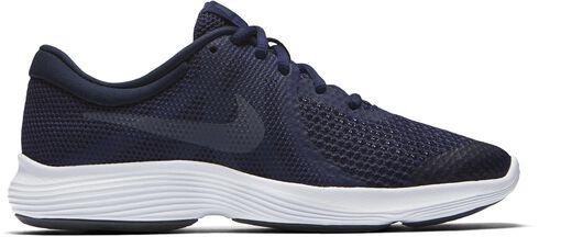 Nike - Zapatilla NIKE REVOLUTION 4 (GS) - Unisex - Zapatillas Running - Azul - 35 1/2