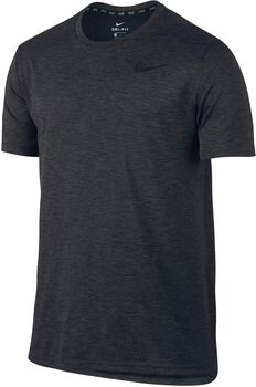Nike Breathe Training Top hombre Negro