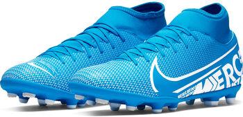 Nike Bota SUPERFLY 7 CLUB FG/MG hombre Gris