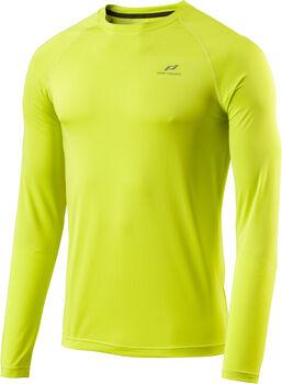 PRO TOUCH Camiseta m/l Rylungo II ux hombre Verde