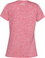 Camiseta con cuello de pico UA Tech™ difuminada para mujer