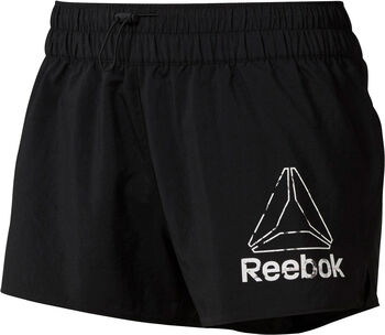 Reebok Gyman Two-in-One Shorts mujer