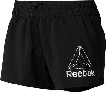 Reebok Pantalones cortos 2-en-1 Gyman mujer