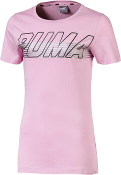 Puma Camiseta Alpha Logo niño