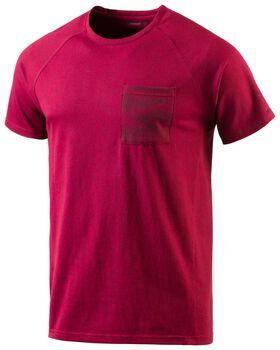 ENERGETICS Argentiere ux Camiseta hombre Rojo