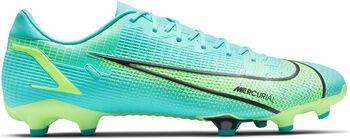 Botas de fútbol Nike Mercurial Vapor 14 Academy FG hombre Azul