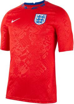 Camiseta Calentamiento Inglaterra