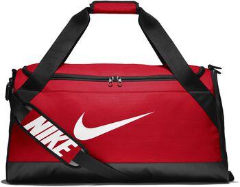 Nike Brasilia M Duffel Rojo