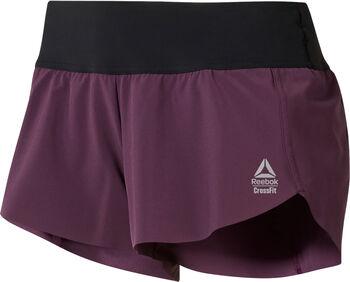 Pantalón corto Reebok CrossFit® Knit Waistband Placed mujer