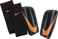 Espinilleras fútbol Nike Mercurial Lite Gris