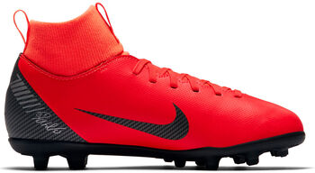 Nike Botas fútbol Superfly 6 Club CR7 MG s niño Naranja
