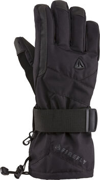FIREFLY Guantes New Volker ux hombre Negro