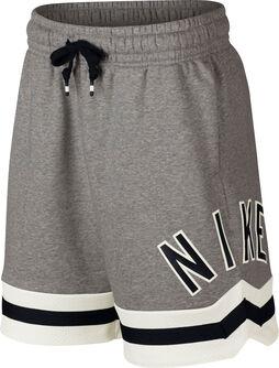 Nike Pantalones Cortos Air Hombre En Gris