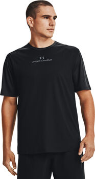 Under Armour Camiseta manga corta Coolswitch hombre Negro