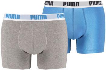 Puma Boxers Basic (Pack 2) hombre Azul