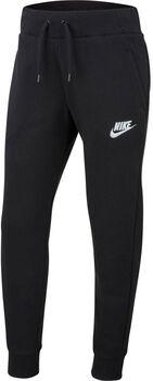Nike Pantalon G NSW PE PANT niña Negro