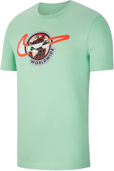 Nike Camiseta Manga Corta Swoosh hombre