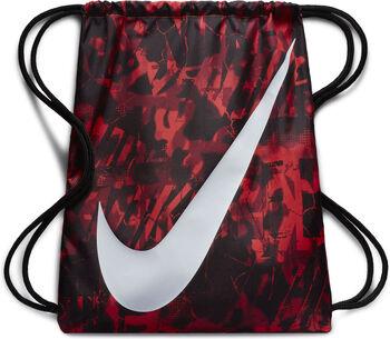 Saco Nike Graphic Gymsack Rojo