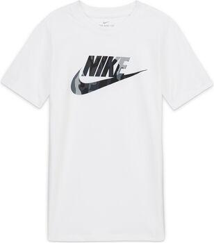 Nike Camiseta de manga corta Futura Camo niño