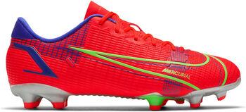 Botas de fútbol Nike Mercurial Vapor 14 Academy FG Rojo