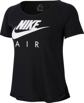 Nike Camiseta m/cNK AIR SS TOP MESH mujer