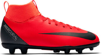 Nike Botas fútbol Superfly 6 Club CR7 MG Niños Naranja