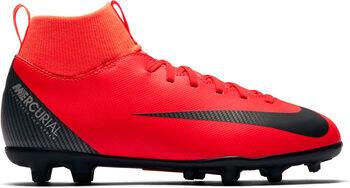 Nike Botas fútbol Superfly 6 Club CR7 MG Niños Naranja