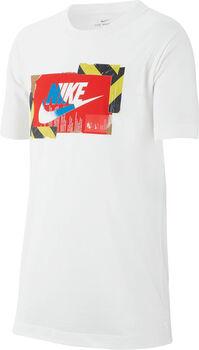 Nike Camiseta m/c B NSW TEE FUTURA HAZARD niño